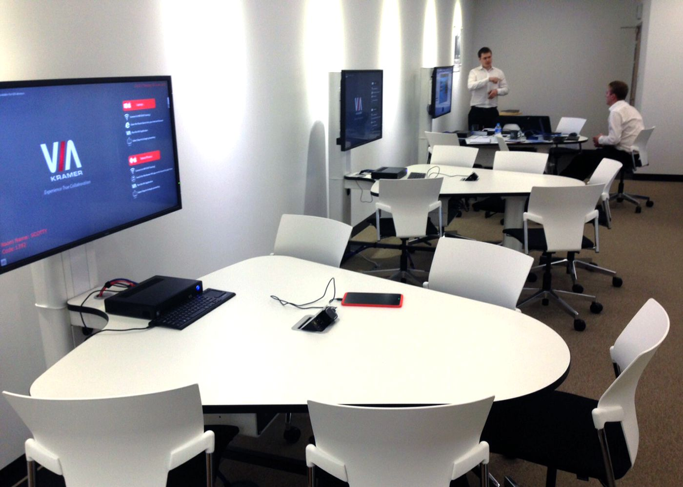 Kramer Collaborative Classroom : Kramer electronics dalen design concepts